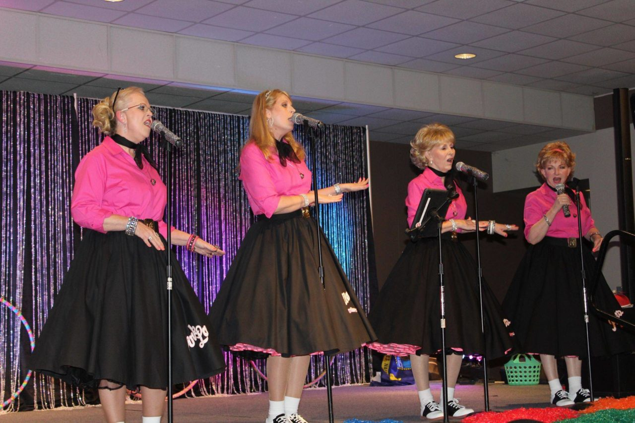 Shake Rattle & Roll Tribute to the '60s