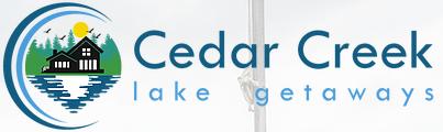 Weekending Year Round at a Cedar Creek Lake VRBO 2 logo 3 CedarCreekLake.Online