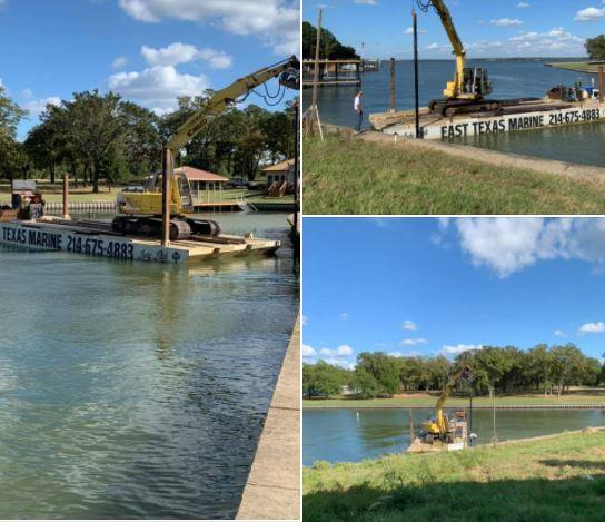 East Texas Marine Construction