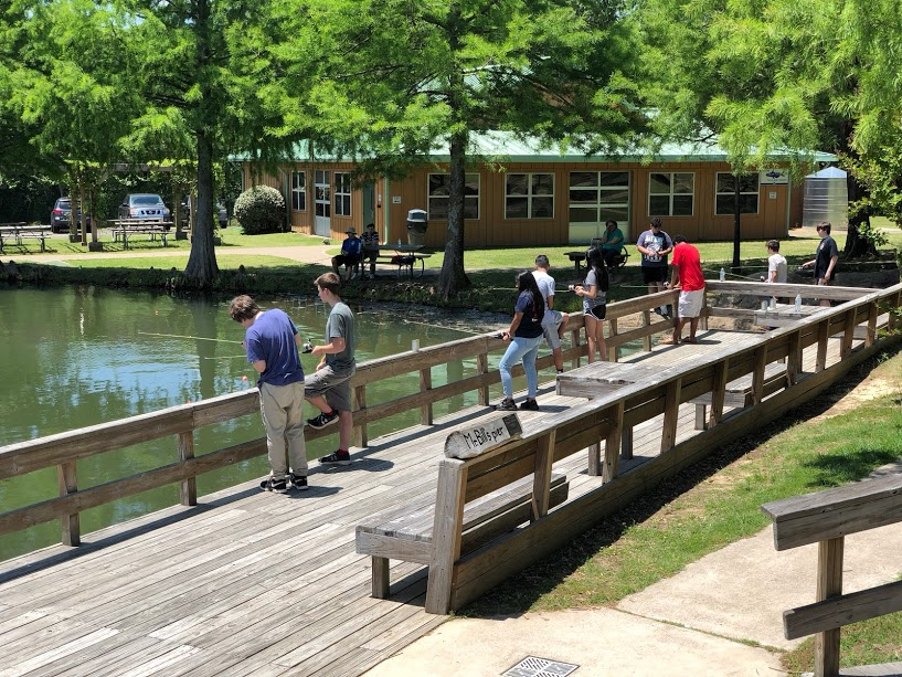 Texas Freshwater Fisheries Center - Texas Parks and Wildlife