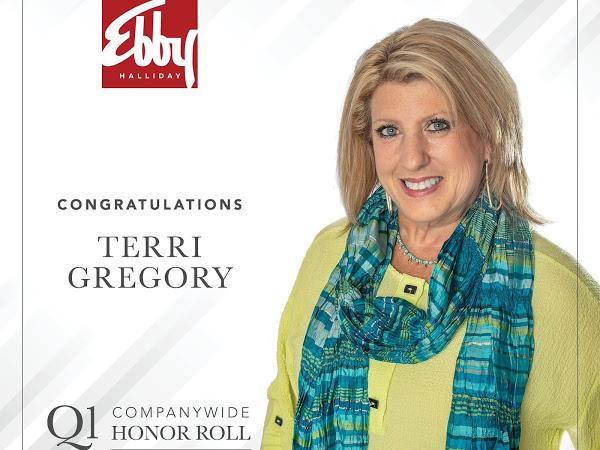 Terri Gregory