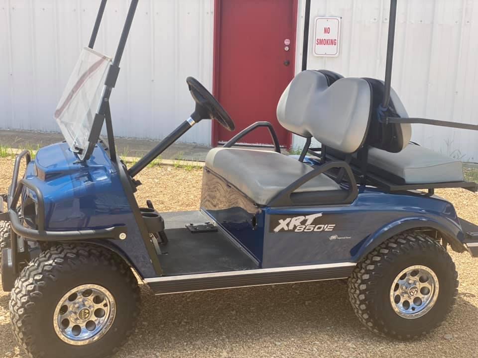 Texas Premier Golf Carts