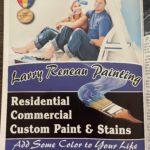 Larry Reneau Painting
