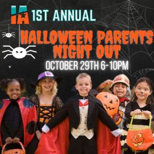 Halloween Parents Night Out!